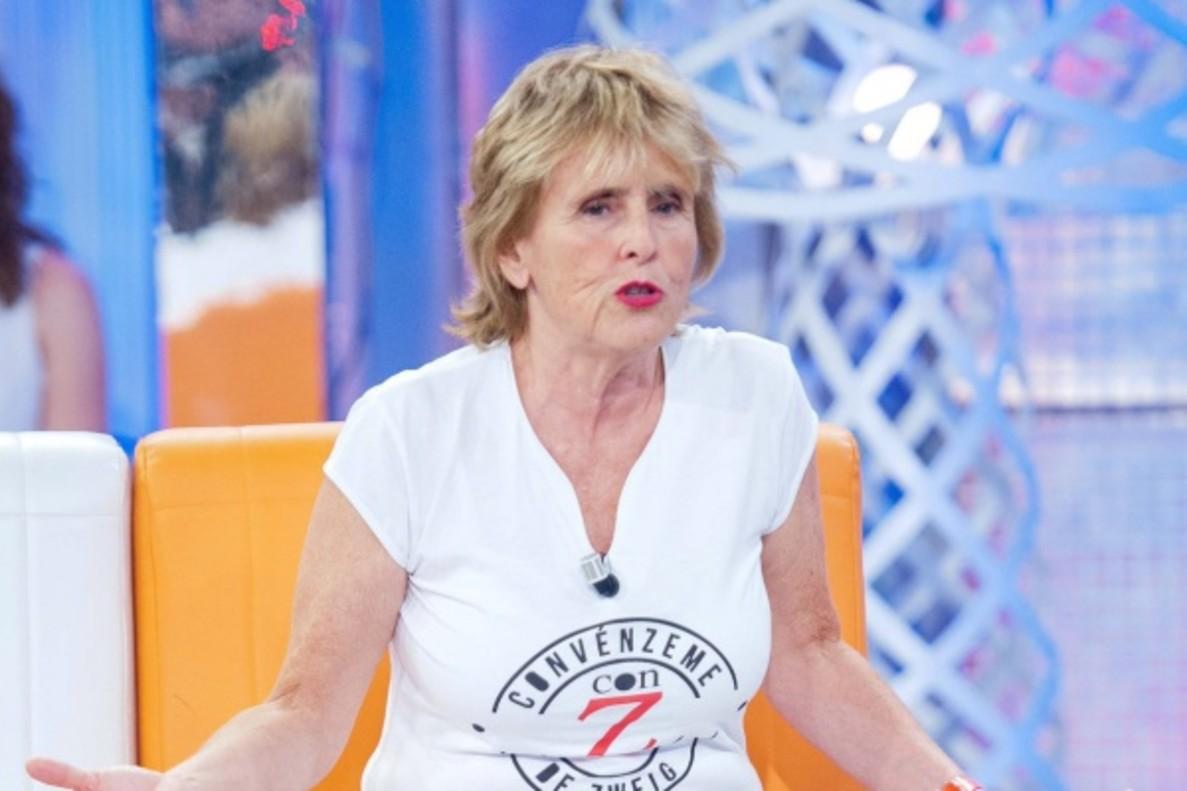La información sobre la sustitución de María Teresa Campos por Mercedes Milá como defensora de la audiencia en 'Sálvame' es falsa