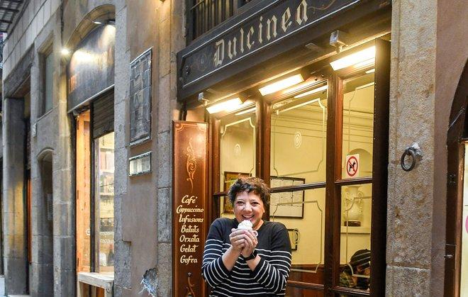 Granja Dulcinea, l'«autèntica» Barcelona