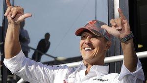 Michael Schumacher, en una imagen del 2012.