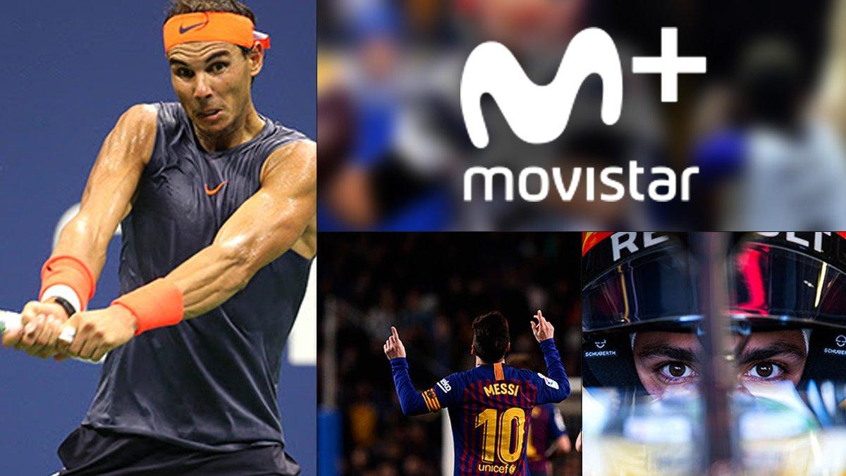 Estos son todos los eventos deportivos de Movistar+ en 2019