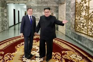El histórico documento supone hasta la fecha el acuerdo de mayor relieve para rebajar la tensión militar entre dos países que permanecen en guerra desde 1950.