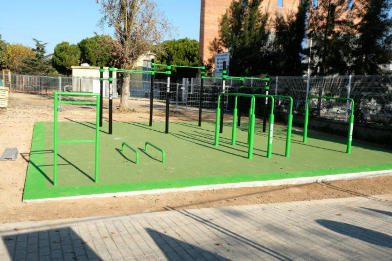Parets tindrà un nou parc de cal·listènia i informatitzarà l'accés a la Piscina Municipal Miguel Luque