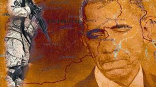 Obama se va, los talibanes se quedan