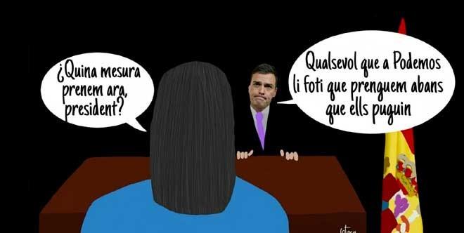 L'humor gràfic de Juan Carlos Ortega del 18 de Juny del 2018