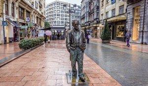 Oviedo: La ciutat dels passejants