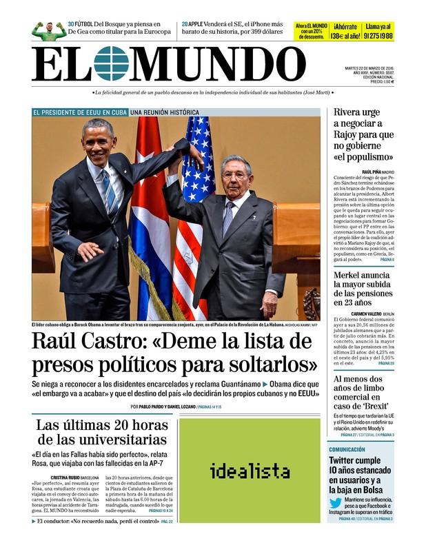 Rubalcaba: 'Si los españoles amnistían a Rajoy [en las urnas el 26-J], habrá gran coalición'