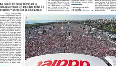 Rajoy se escudará en el Estatut para frenar a Puigdemont, según 'El País'