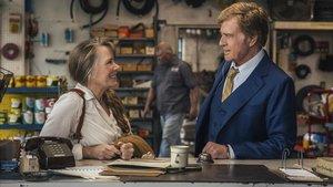 Sissy Spacek y Robert Redford en una escena de la película.