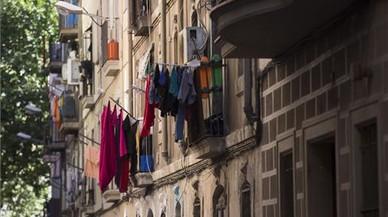 Los balcones de Barcelona