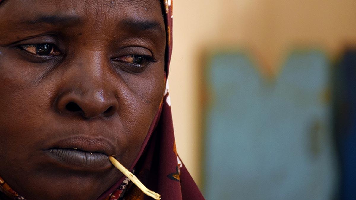 Refugiados y trabajadores deun campamento de Níger explican las dificultades que viven en un país al límite del colapso.