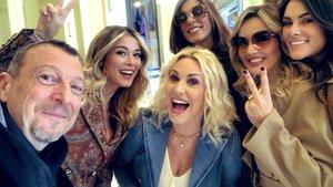 Polémica en el Festival de Sanremo por los comentarios machistas de su presentador