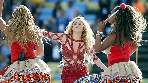 Resumen de la ceremonia de clausura del Mundial de Brasil, que ha acogido el mítico Maracaná.