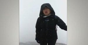 Una pareja de Mataró sobrevive al impacto de un rayo en la montaña