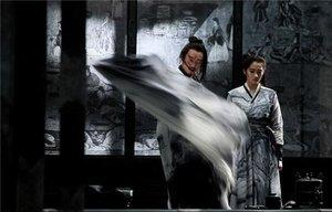 'Sombra': matant sota la pluja