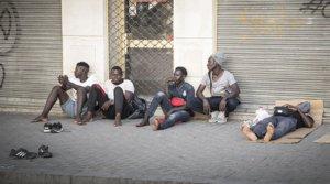 Un confinament amb rerefons social