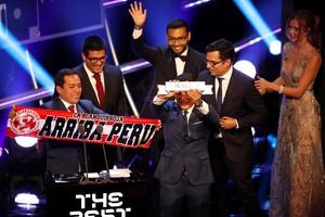 Tras una exhaustiva votación en línea, los fanáticos de laselección peruanalograron el ansiado reconocimiento.