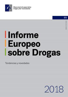 El último informe del observatorio de la UE sobre drogas.