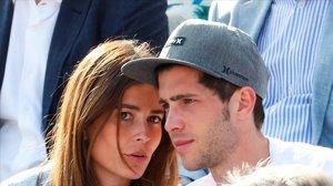 Sergi Roberto y Coral Simanovich esperan su primer hijo