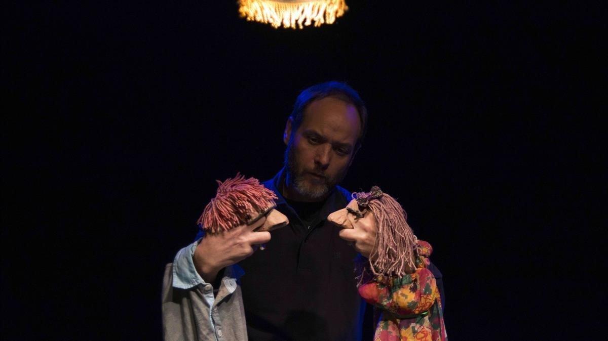 'Vida': un espectáculo hecho a mano