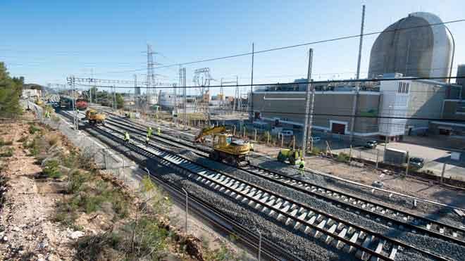 Renfe reorganitza els trens a les comarques de Tarragona per l'obertura de la variant de Vandellòs