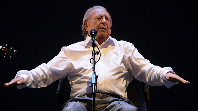Muere 'El Lebrijano' a los 75 años