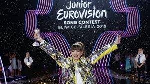 Wiktoria Gabor, representante de Polonia y ganadora de Eurovisión Junior 2019.