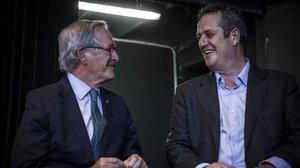Trias tancarà la llista de Forn a les municipals de Barcelona