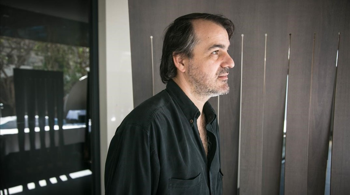 Kornel Mundruczó, en la presentación de Jupiters moon en Sitges.