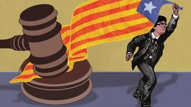 Puigdemont y el pacto de impunidad