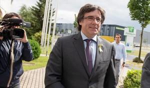 Llarena dona dos dies a Puigdemont per pagar 2,1 milions d'euros