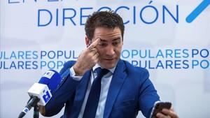 El PP demana la dimissió de Delgado pels àudios amb Garzón i Villarejo