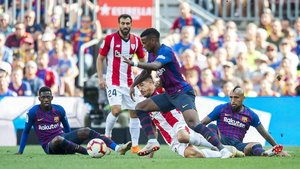 Barcelona - Athletic, en directe 'online'
