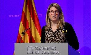 El Govern demana als comuns reprendre les negociacions dels Pressupostos