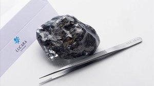 Troben el segon diamant més gran del món a Botswana