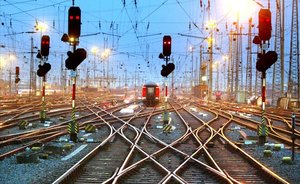 L'home que va tirar un nen al tren a Alemanya era buscat a Suïssa per violència