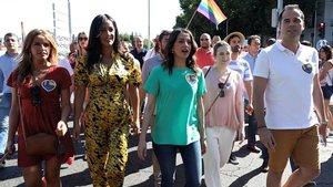 Ciutadans exigeix que Interior reveli qui va fer l'informe sobre els incidents de l'Orgull
