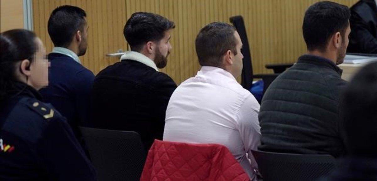 'La manada', condemnada a 1,5 anys més de presó pels abusos sexuals a Pozoblanco