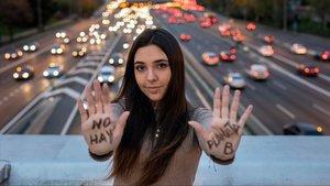 Fabiola Villanueva, activista por el medio ambiente y miembro de Juventud por el Clima.