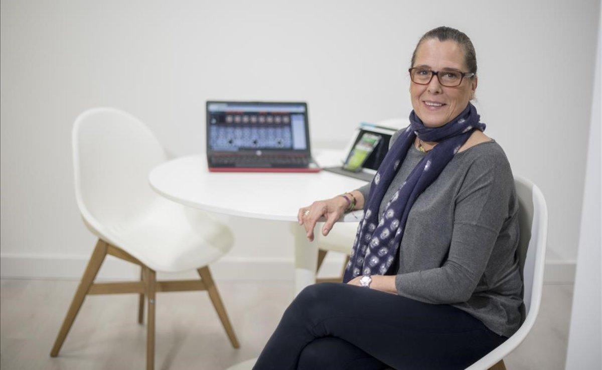 SUPERACIÓN. Con la ayuda de psicoterapia, Núria G. ha conseguidodejar atrás su adicción al juego en línea.