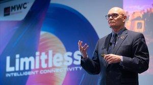 """John Hoffman (GSMA): """"Con el Mobile estamos aquí a largo plazo"""""""