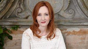 La escritora J. K. Rowling, en una imagen de archivo.