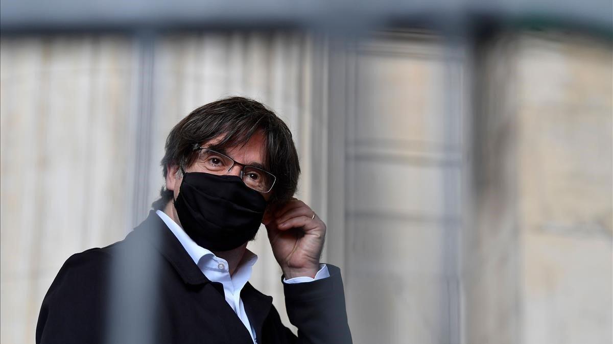 Puigdemont decideix abandonar el PDECat i crear un nou partit