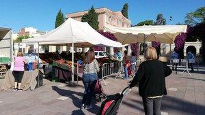 El Mercat de Pagès de Gavà ampliarà el servei a dissabtes en la seva aposta pel «consum de proximitat»