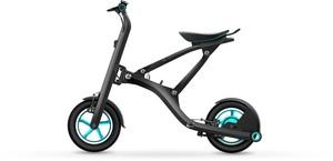 La bicicleta plegable elèctrica Yunbike X1.