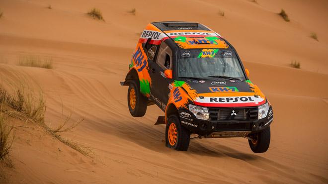 Isidre Esteve tornarà a córrer el Dakar