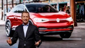 Nuevo presidente de Volkswagen