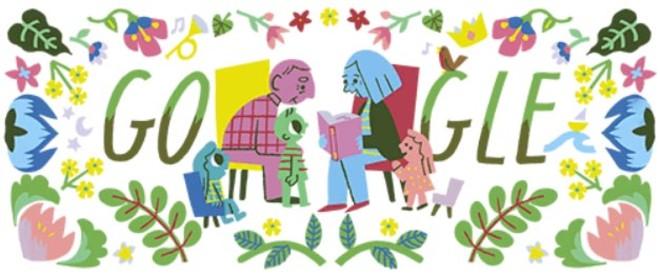 Doodle del Día de los Abuelos 2018