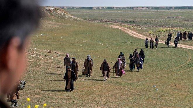La tornada a casa dels gihadistes internacionals