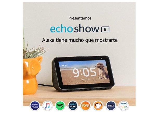 Pantalla inteligente Eco Show 5