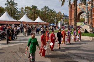 Distintas culturas mostrarán sus tradiciones en esta fiesta.